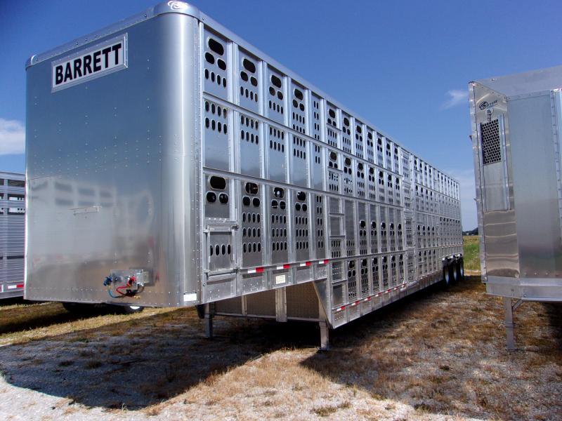 2018 Barrett barrett 53 cattle pot ht-250
