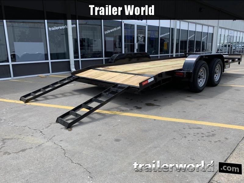 2019 Lawrimore 18 open car hauler