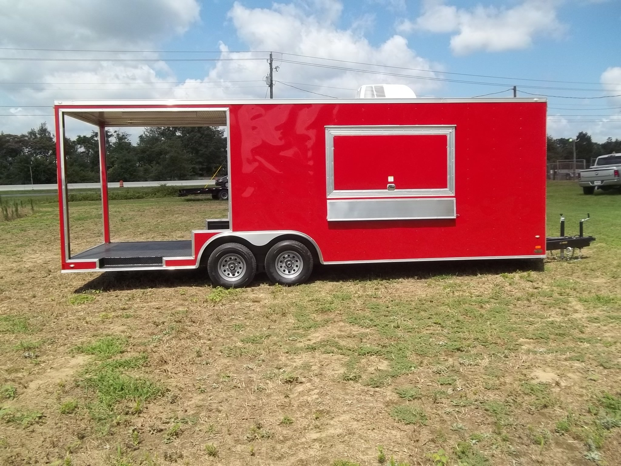 2019 Covered Wagon 24 ft bbq