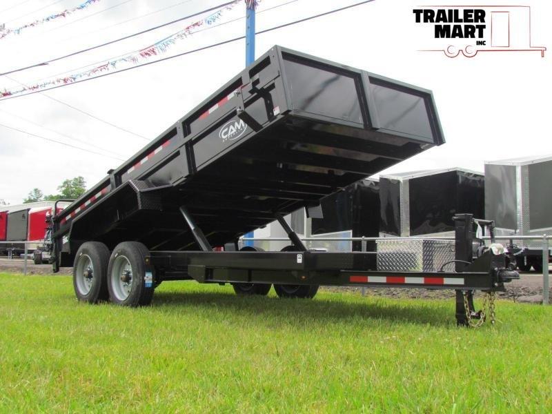 2019 Cam Superline 7x16 8 ton low pro hd