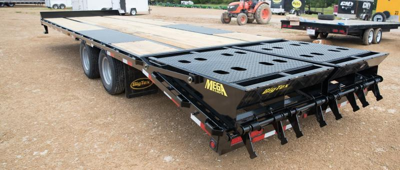 2020 Big Tex 22ph-20bk+5 mega ramps