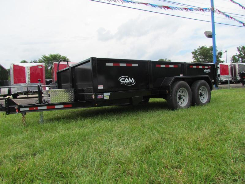 2020 Cam Superline advantage 7x14 7 ton