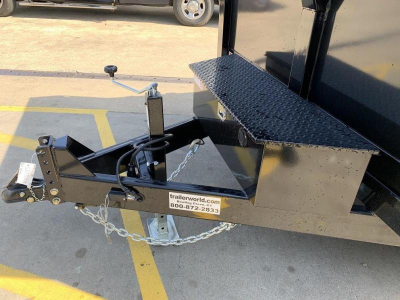 2020 Sure-Trac 82 in x 12 lprofile 12k dual ram dump