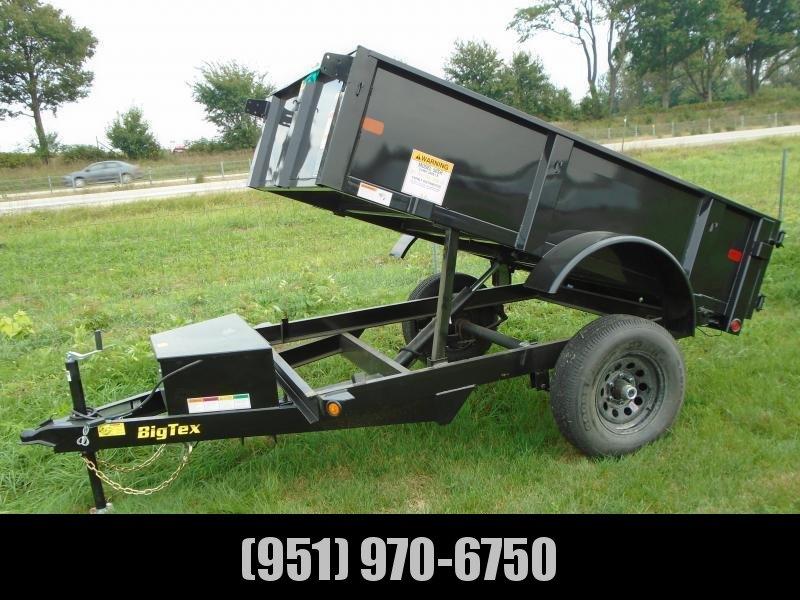 2020 Big Tex dumps trailers 5x8-7x16