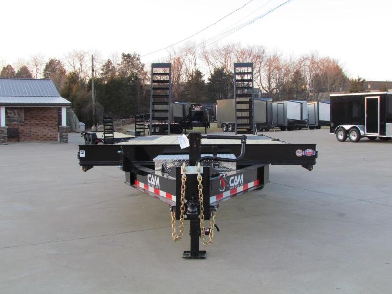 2020 Cam Superline standard duty 16+4 deckover trailer - 7 ton