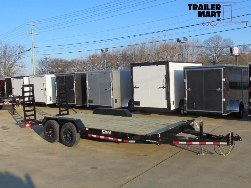 2020 Cam Superline 16+2 equipment hauler