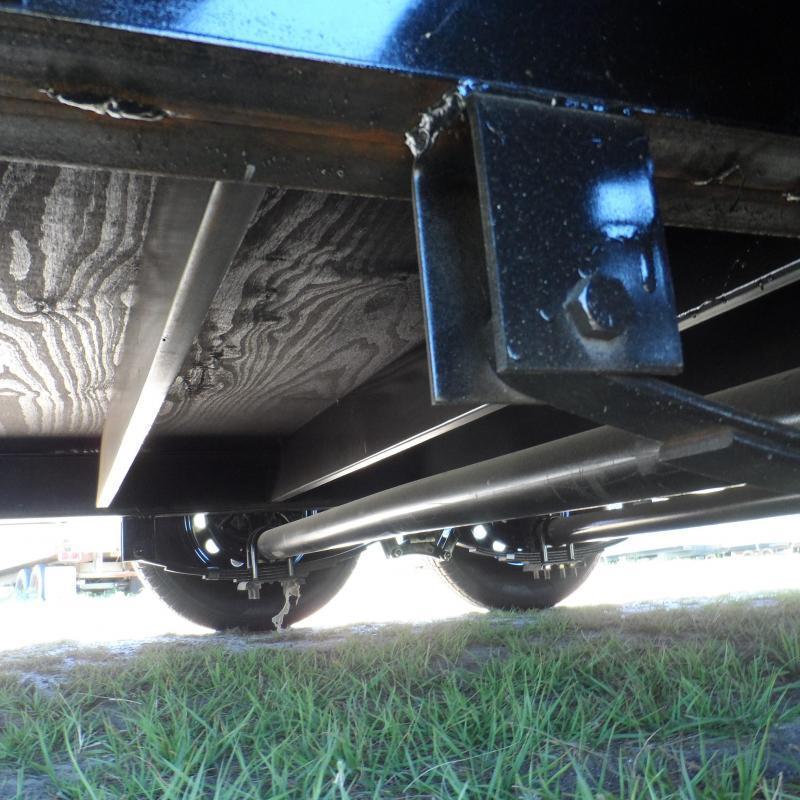 2020 Covered Wagon 8.5x24 charcoal ramp door