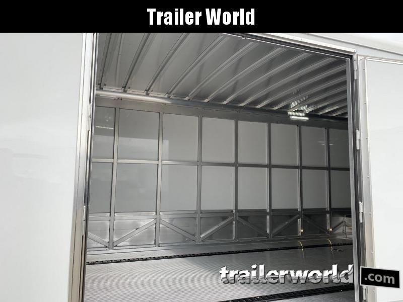 2021 Sundowner 48 aluminum enclosed gooseneck car