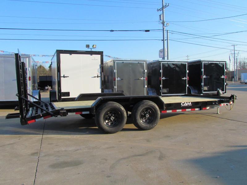 2020 Cam Superline 18+2 equipment hauler