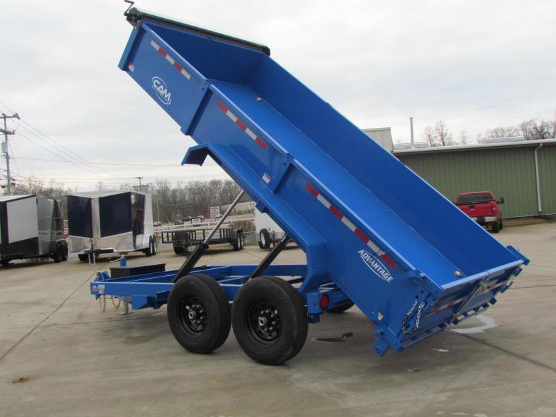 2020 Cam Superline advantage 7x14 7 ton