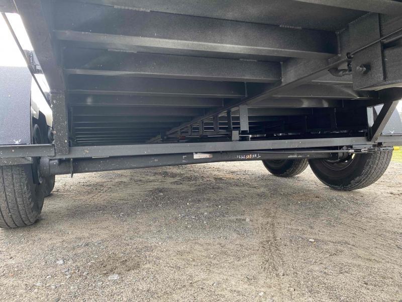 2021 Kwik Load 22' 12k black equipment roll back tilt