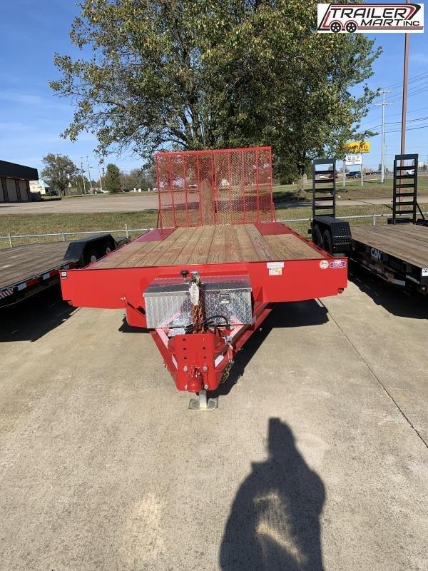 2021 Cam Superline p5cam818lddo (5 ton general duty deckover trailer 8.5 x 18b9)