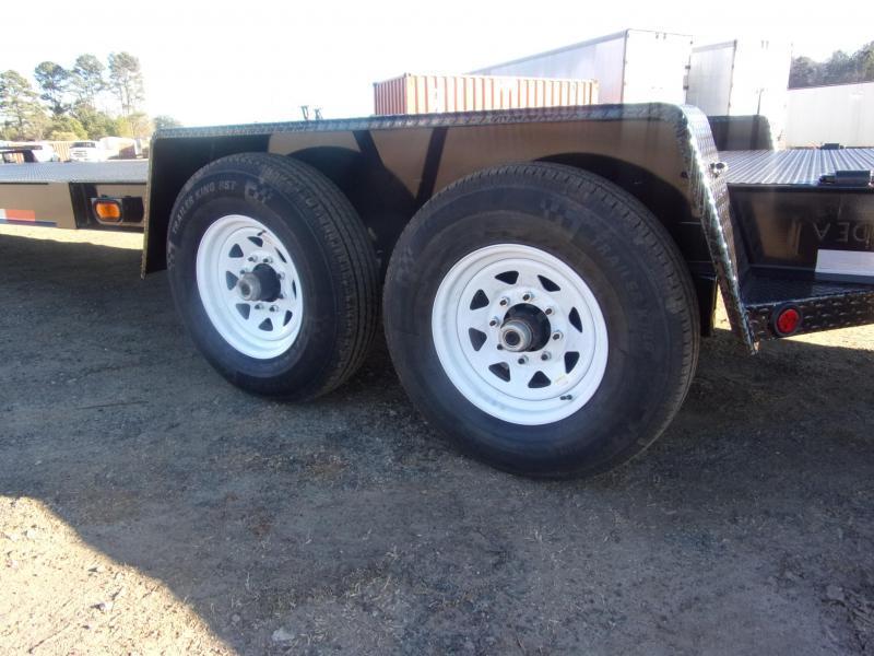 2021 Superior 34 2 car hauler 8