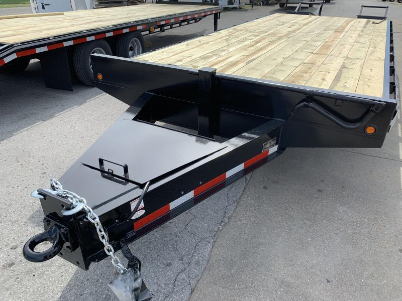 2021 Better Built pintle hitch flatbed 25 10 ton