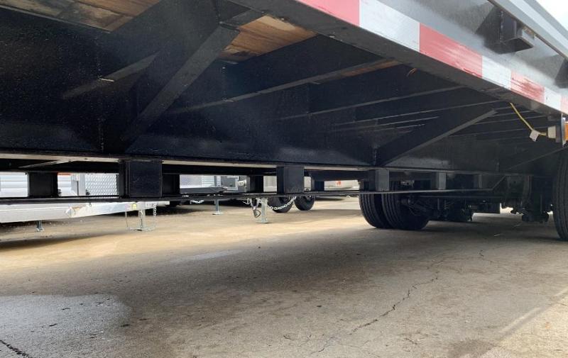 2021 Better Built 25 ton air brake