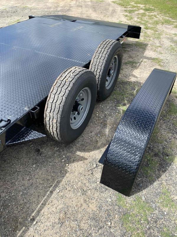 2021 Hawke equipment 82x20 12k hydraulic tilt deck