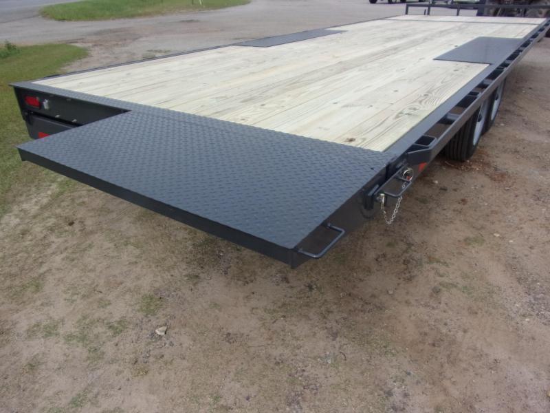 2021 Belmont equipment 102x24 16k hydraulic tilt deck