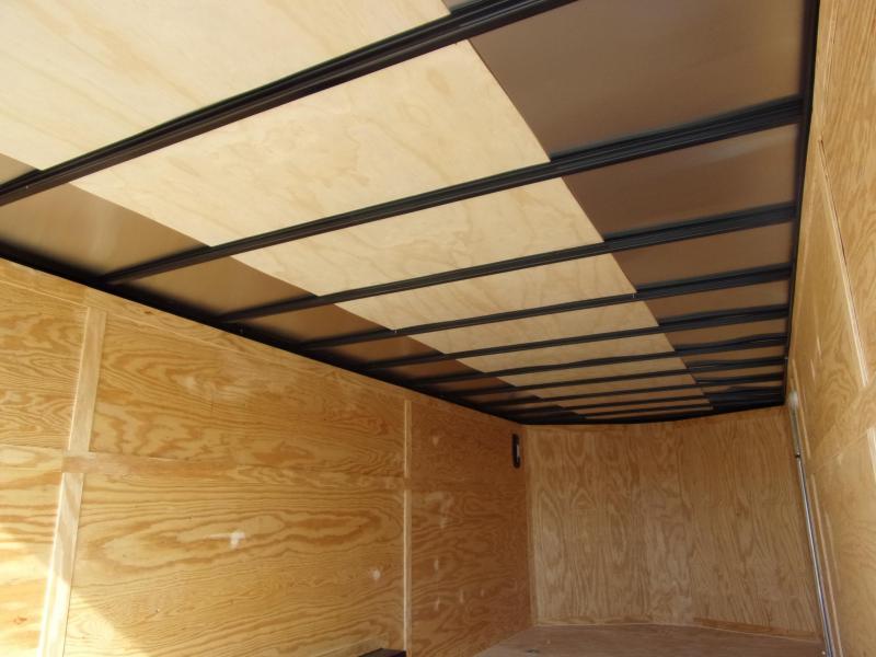 2020 Covered Wagon 8.5x20 charcoal car hauler