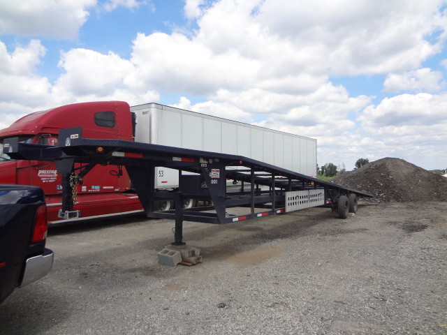 Pictures For Ad 64594 2013 Used Take 3 Auto Wedge Trailer 48