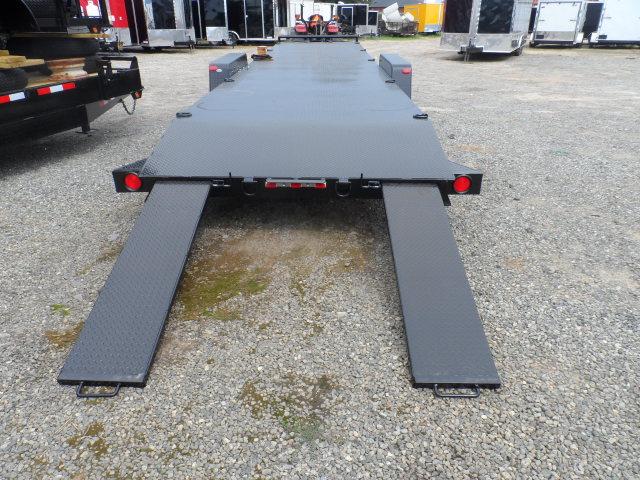 2017 Superior 2 car hauler solid steel