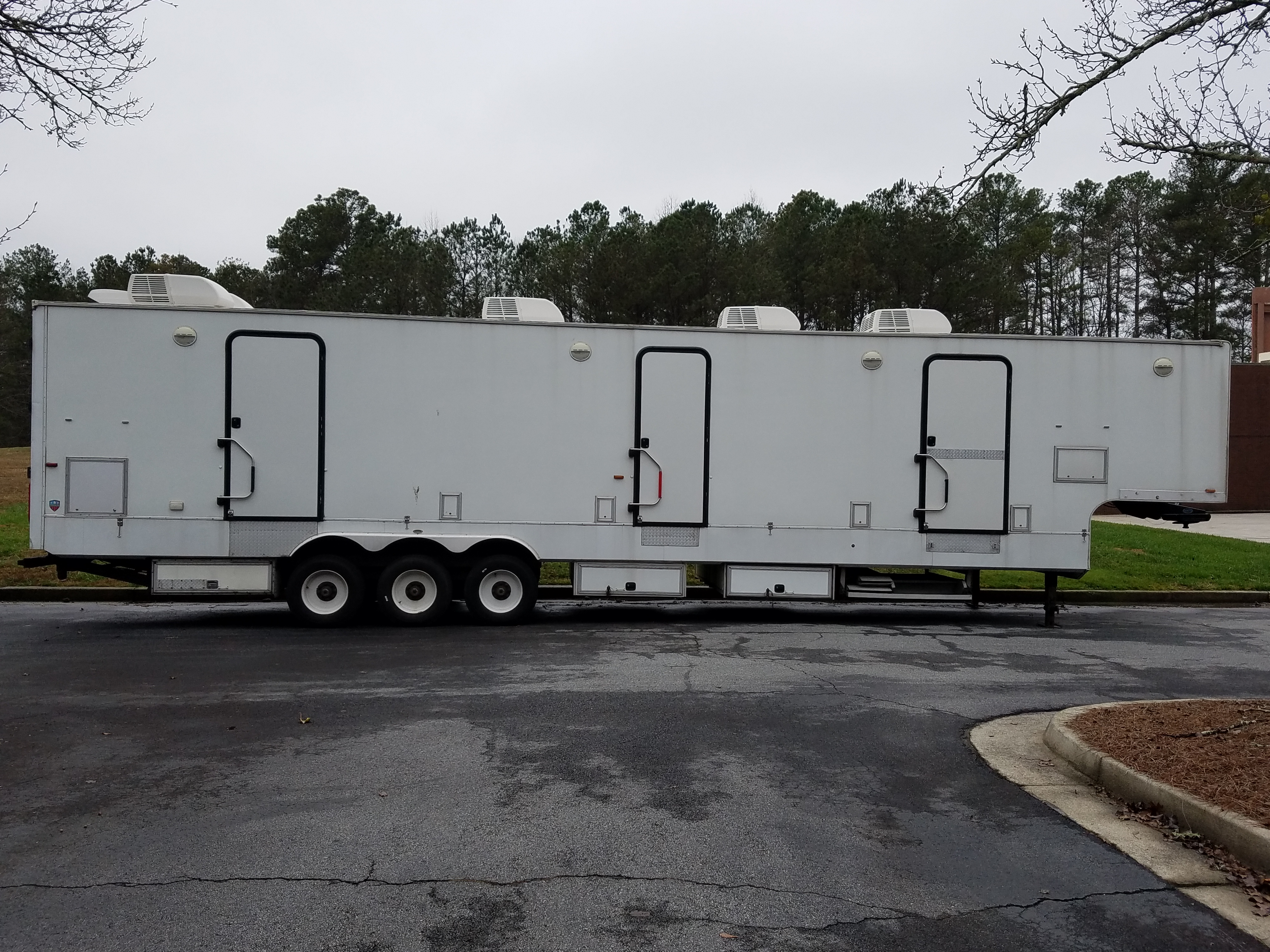Buy & Sell New & Used Trailers 42 5 ft  Cargo Trailer-5 AC