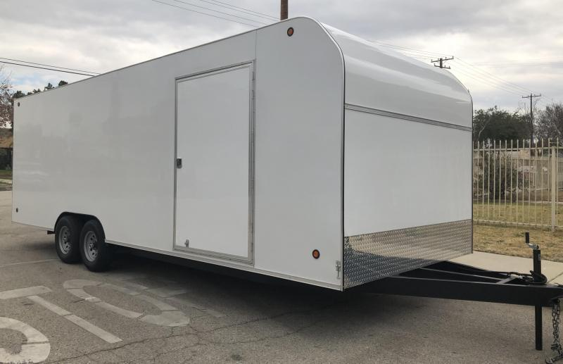 2019 Apache 8.5x24 wide body