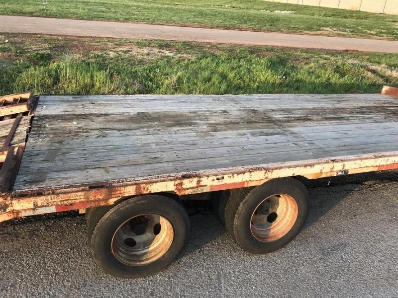 1995 Hudson 18 pintle 9 ton