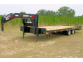 102 x 30 Flatbed Trailers 10K Axles